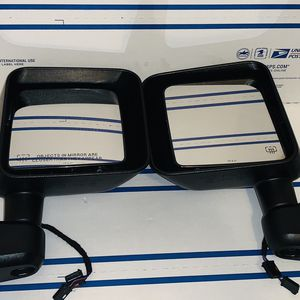 Set Of 2 2007 - 2017 Jeep Wrangler Right And Left Heated Textured Mirror for Sale in Manassas, VA