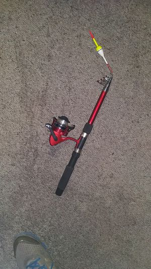 Telescoping fishing rod and reel for Sale in Columbus, OH