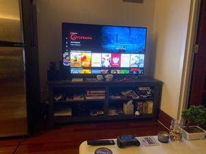 entertainment stand for tv for Sale in New York, NY