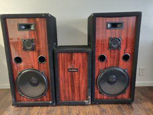Pro studio speakers for Sale in Nashville, TN