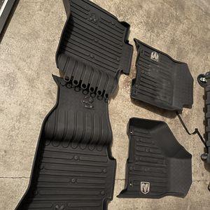 Dodge Ram 2500 Rubber Floor Mats for Sale in Hillsboro, OR