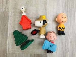Snoopy Toys Charlie Brown for Sale in Odessa, FL