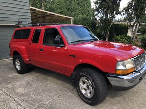 1999 Ford Ranger XLT 4x4-Well maintained! for Sale in Renton, WA