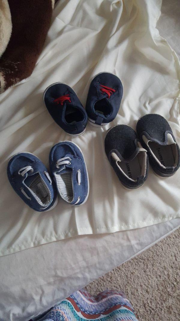 Free newborn shoe