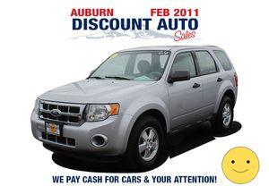 2010 Ford Escape for Sale in Auburn, WA