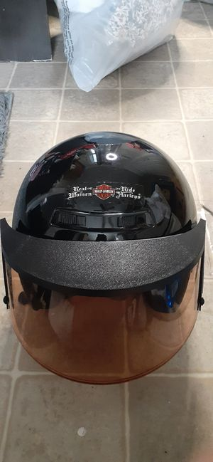 Harley Davidson's motorcycle helmet size small shipping available with offerup for Sale in Lancaster, PA