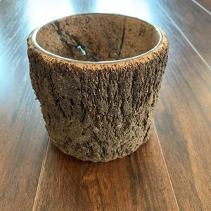 Decorative Timber Vase - Choose Quantity for Sale in Gilroy, CA