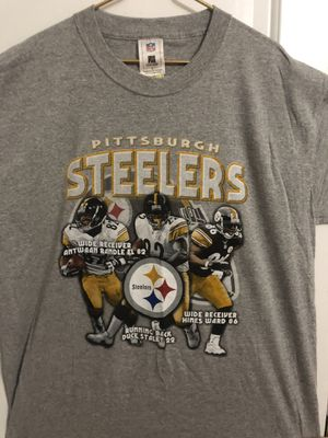 Pittsburgh Steelers nfl football tee shirt for sale like new size xl for Sale in West Palm Beach, FL