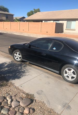 2003 Chevy Monte Carlo for Sale in San Tan Valley, AZ