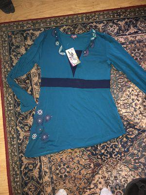 Coline USA XL Women's long sleeve shirt NEW for Sale in Monroe, WA