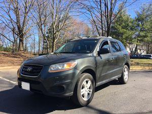 2010 Hyundai Santa Fe (clean title) for Sale in Fairfax, VA