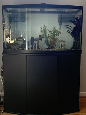 46 Gallon Aqueon Aquarium & Stand for Sale in Woodbridge, VA
