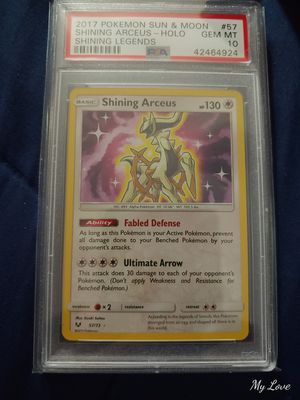 Shining arceus psa 10 for Sale in Vista, CA
