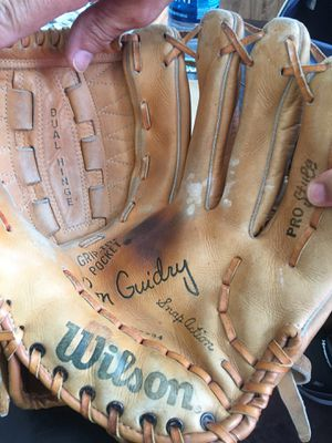 Assorted Softball and Baseball gloves for Sale in Woodinville, WA