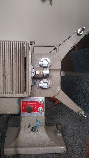 Movie projector for Sale in Rochester, NY