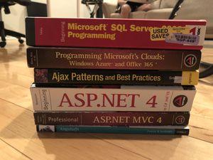 Programming books for Sale in Ashburn, VA