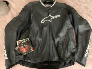 you will not find it at this price New motorcycle full leather jacket Medium size for Sale in Los Angeles, CA