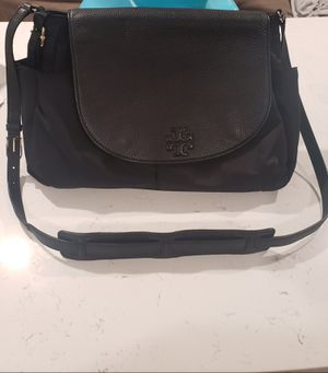 Tory Burch Thea Leather & Nylon Diaper Bag for Sale in Hicksville, NY