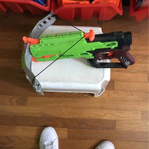 Nerf Crossbow Perfect Condition for Sale in Huntington Beach, CA
