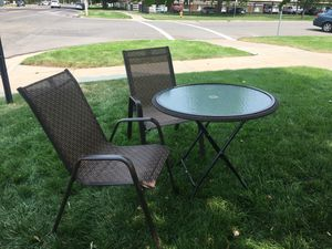 4 Chair and Table set for Sale in Salt Lake City, UT