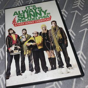 It's Always Sunny in Philadelphia: A Very Sunny Christmas DVD for Sale in Marietta, GA