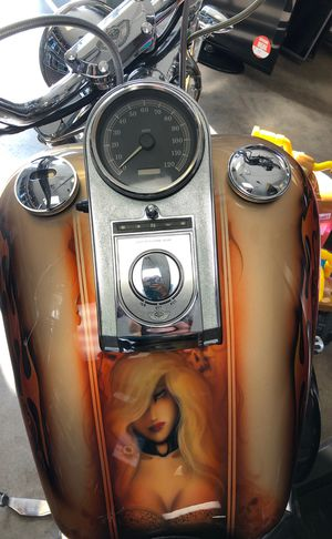 2003 Harley Davidson Dyna Wide Glide Motorcycle for Sale in Fern Park, FL