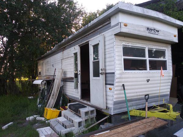 Camper trailer 30