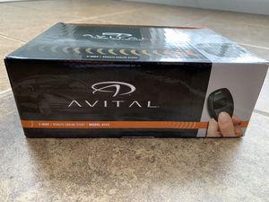 Avital Remote Car Starter (Brand New) for Sale in Portage, MI