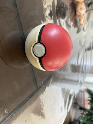"Pokemon 2"" foam Pokeball figure toy kids squishy stress ball 2011 COLLECTIBLE for Sale in Crandall, TX"