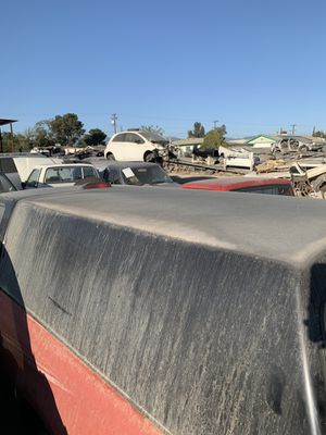 Camper shell for Toyota pick up truck for Sale in Fontana, CA