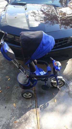 Stroller bike with sounds for Sale in San Jose, CA