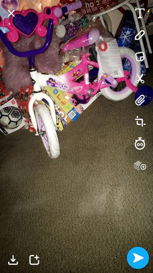 Brand new bike little girl 75$ pick up only please if I deliver it's more for Sale in Detroit, MI