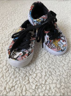 Toddler Mickey sneakers for Sale in East Los Angeles, CA