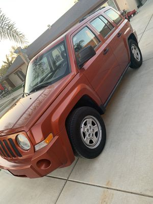 2009 Jeep Patriot for Sale in Norco, CA