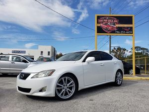 Lexus-IS-250-2007 for Sale in Kissimmee, FL