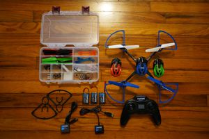 Latrax alias drone + accessories for Sale in Nashville, TN