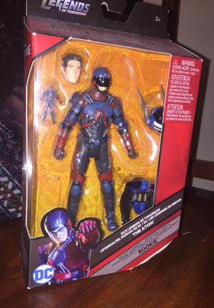 THE ATOM DC COMICS MULTIVERSE LEGENDS OF TOMORROW ACTION FIGURE for Sale in Las Vegas, NV