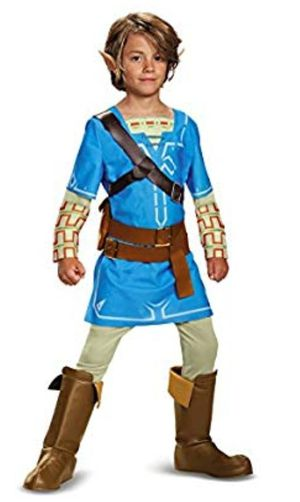 Nintendo link, zelda halloween costume m/l for Sale in Covington, WA