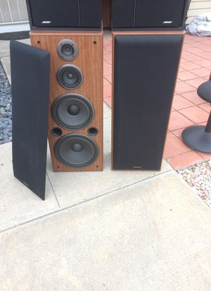 Technics floor speakers for Sale in Poway, CA