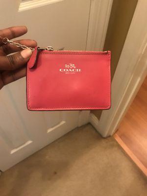Coach keychain wallet for Sale in Prattville, AL