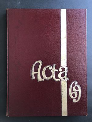 Exeter High School Yearbook 1969 for Sale in Fresno, CA
