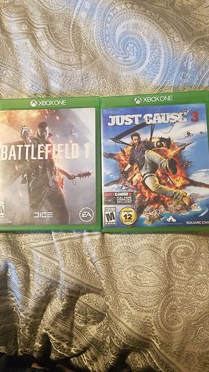 Xbox one games for Sale in Vancouver, WA