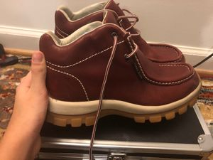 Perry Ellis American jerry boots for Sale in Fairfax, VA