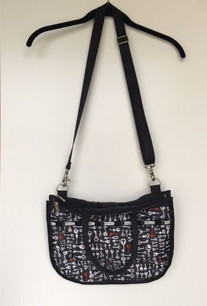 Lesportsac Skeleton Key Crossbody Bag for Sale in Bothell, WA