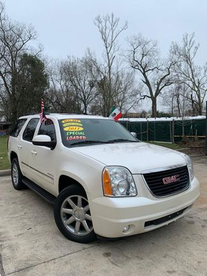 2011 Gmc Yukon 1.990 Down Payment for Sale in Houston, TX