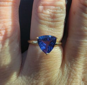 Tanzanite ring for Sale in Lawton, OK