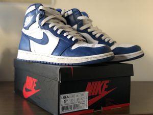 Nike Air Jordan 1 Storm Blue for Sale in Boston, MA