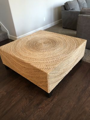 Z Gallerie Coffee Table for Sale in Portland, OR