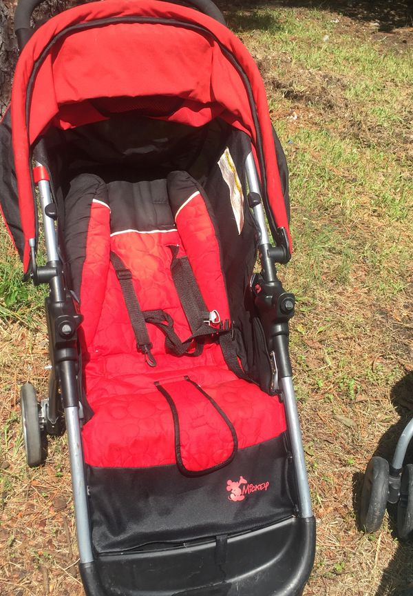 Mickie mouse stroller