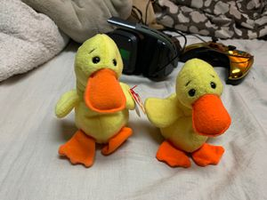 "Ty beanie baby's 1994 mint ""quackers for Sale in Renton, WA"